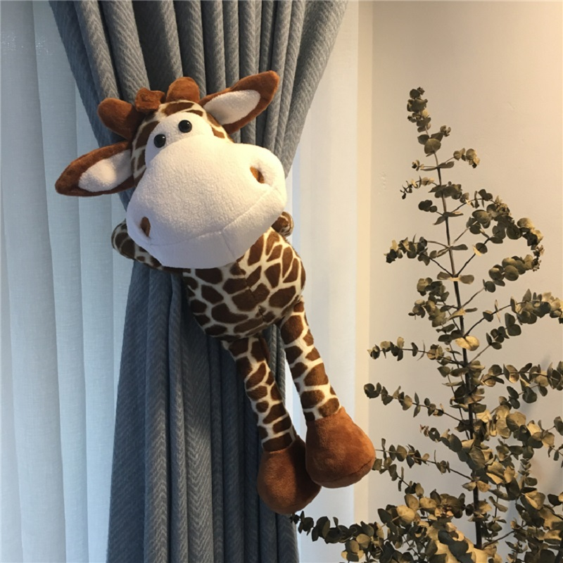 giraffe tie backs