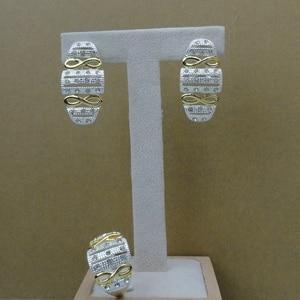 Image 3 - Yuminglai Dubai Gold  Jewellery African Jewelry Sets for Women FHK6141