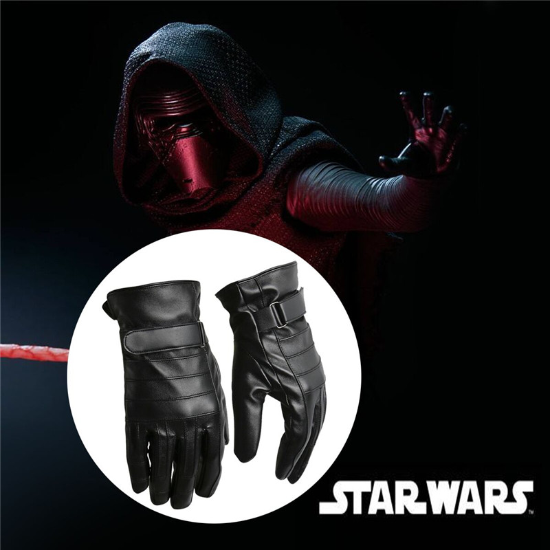 Takerlama Kylo Ren Gloves Sith Star Wars the Force Awakens Episode VII Halloween Costume On Sale