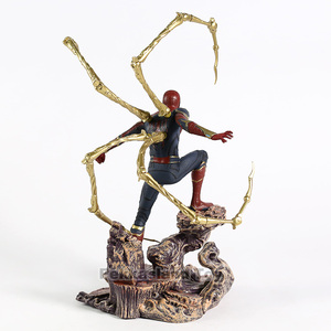 Image 5 - Iron Studios  Iron Spider PVC Statue Action Figure Collectible Model Toy