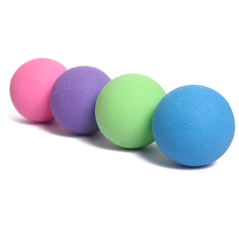 Fitness Massage Ball Therapy Trigger Full Body Exercise Sports Crossfit Yoga Balls Relax Relieve Fatigue Tools massage roller lacywear s 46 vdg