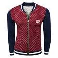 New Design 2017 Autumn Men's Fashion Cardigan Sweater Zipper Sweater Coat Slim Fit Knit Sweaters Male Casual Stitching Sweater