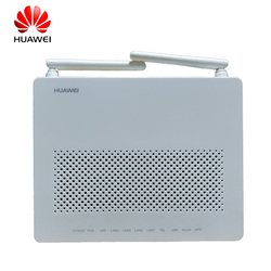Original marca nova huawei hg8546m gpon onu ont ftth hgu roteador modo 1ge + 3fe 1tel usb wi-fi ont sem fio terminal de rede óptica