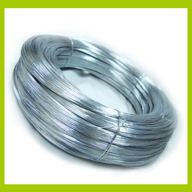 Bright and Soft Construction Building Iron Wire Galvanized, 0.4 3mm ...