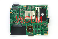 Free Shipping NEW Brand Original K52J A52JC Laptop Motherboard K52JC MAIN BOARD N11M GE2 S A1