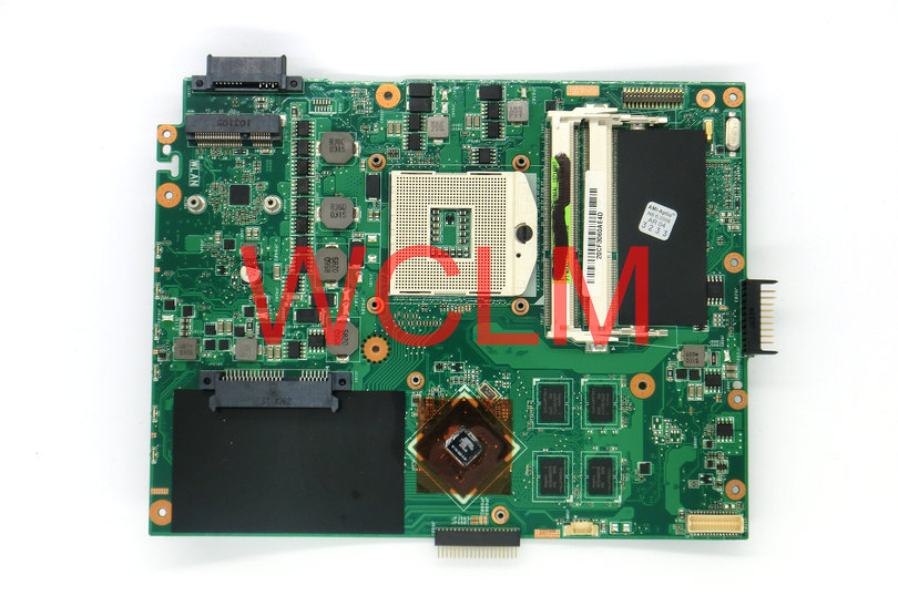 free shipping K52JC GT310M 1GB N11M-GE2-S-A1 mainboard For ASUS A52J X52J K52J A52JC laptop motherboard 100% Tested Working Well for asus k52jb a52j k52jr k52je k52j 4 pcs on storage laptop motherboard rev2 3 mainboard free shipping