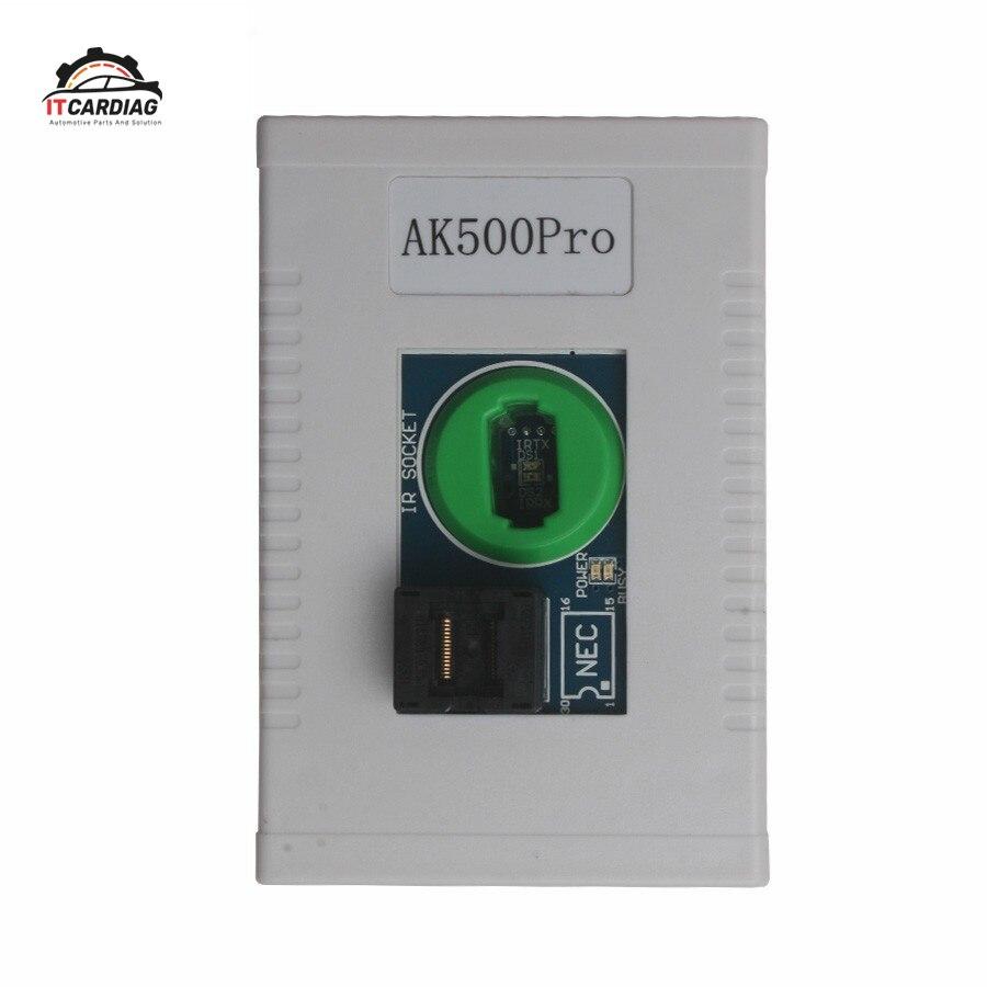 Programmeur de clé superbe pour Mercedes Benz AK500Pro AK500 PRO sans enlever ESL ESM ECU ben-z calculateur d'usine d'origine interne