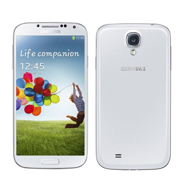 SAMSUNG Galaxy S4 I9507V Mobile Phone 5.0 Inch FHD 1920×1080 2600mAh 13MP+2MP Android Cell phone 2GB+16GB 4G Smartphone