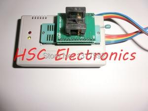 Image 3 - Универсальный программатор Minipro v7.03 TL866II Plus USB, 9 шт. адаптеров + тестовый зажим + 25 переходников для вспышки SPI