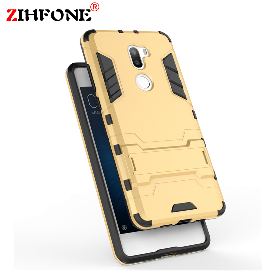 ZIHFONE For Xiaomi Mi5s Plus Case Luxury Hybrid Phone Case Cover Mi5 S Plus Military Armor Protective Housing Shell Bags Hood