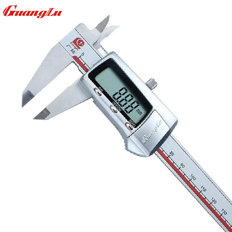 Electronic Measuring Equipment : Guanglu digital caliper quot mm electronic
