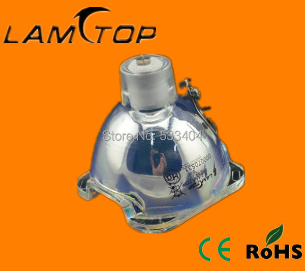 Free shipping  LAMTOP  compatible   projector lamp   59.J0C01.CG1   for   PE7700 projector color wheel for optoma hd80 free shipping