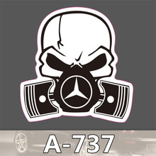 A-737 Car styling Home decor jdm car sticker auto laptop sticker decal motorcycle fridge skateboard doodle stickers car-styling