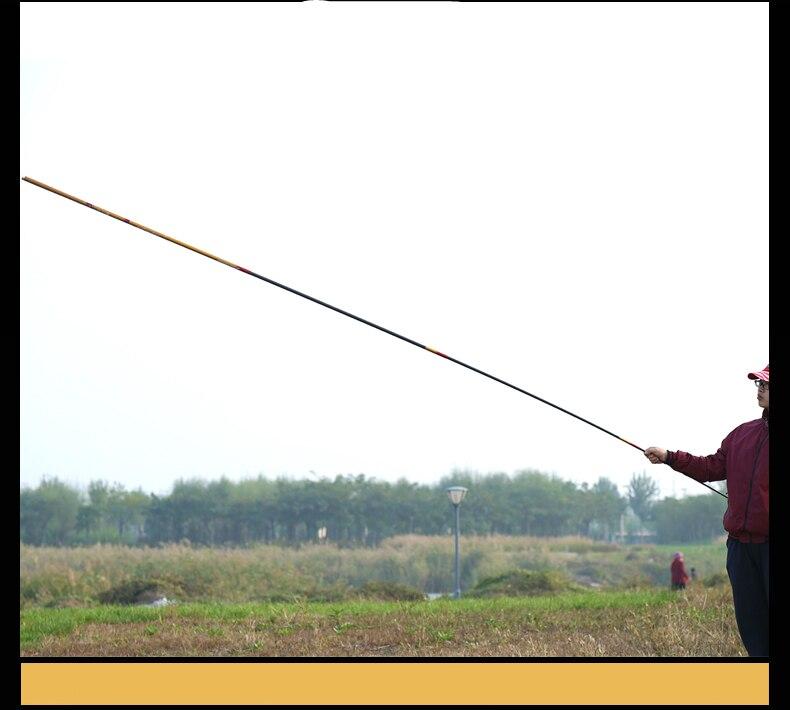 Esturjão Pesca Pólo Carpa Vara de Pesca