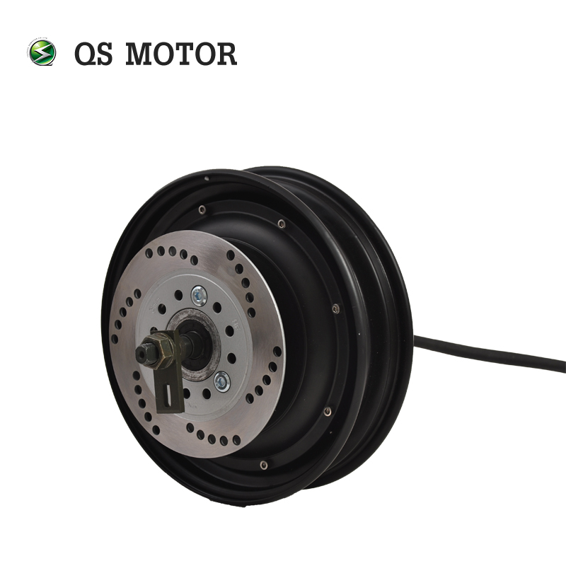 <font><b>QS</b></font> <font><b>motor</b></font> 10inch <font><b>4000W</b></font> 205 55H V3 Brushless DC Electric Scooter Hub <font><b>Motor</b></font> image
