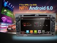 2 din 7 pollice Per OPEL ASTRA/VECTRA/ZAFIRA lettore dvd con touch GPS screen, controllo del volante, stereo, radio, usb, BT