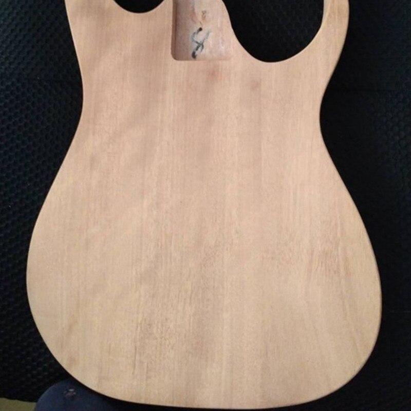 Индивидуальный заказ гитары ra электрогитары тела дерева музыкальный инструмент может быть индивидуальная гитара аксессуары части