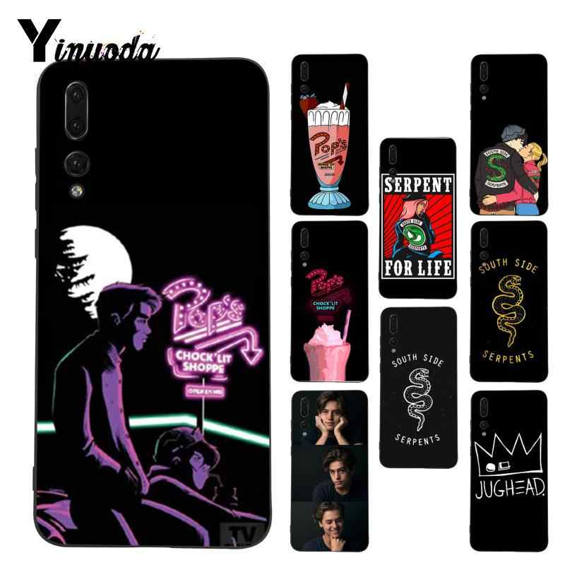 Yinuoda American TV Riverdale Southside Serpents Phone Case for Huawei P9 P10 Plus Mate9 10 Mate10 Lite P20 Pro Honor10 View10