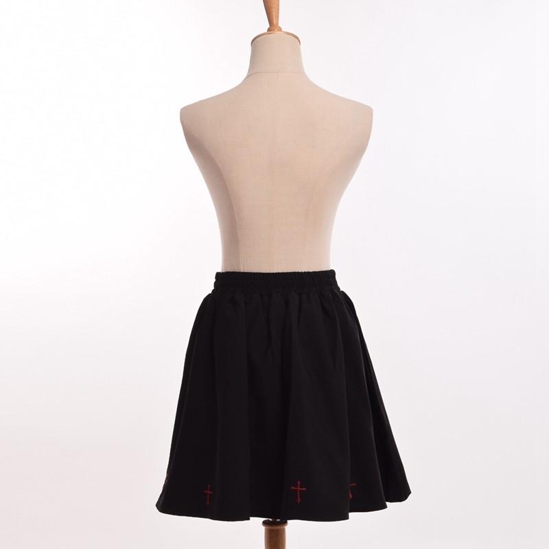 Lolita Devil Skirt (3)