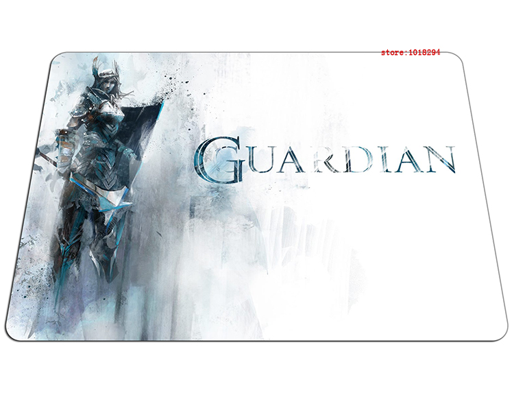 guardian guild wars 2 mouse pad gaming mousepad GW 2 gamer mouse mat pad game computer desk padmouse keyboard large play mats