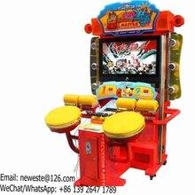 Amusement Equipment Simulator Music Drum Arcade Game Machine