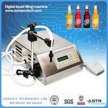 Commande numérique Parfum Machine De Remplissage, électrique pompe de remplissage 3-3000 ml