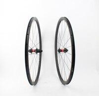 Farsports FSC30 CM 25 DT240 bloqueio centro hub 12 100 12 142 eixo freio A Disco roda de bicicleta de estrada  25 milímetros de largura de carbono roda de bicicleta|road bike wheels|cycling wheels|carbon cycling wheels -