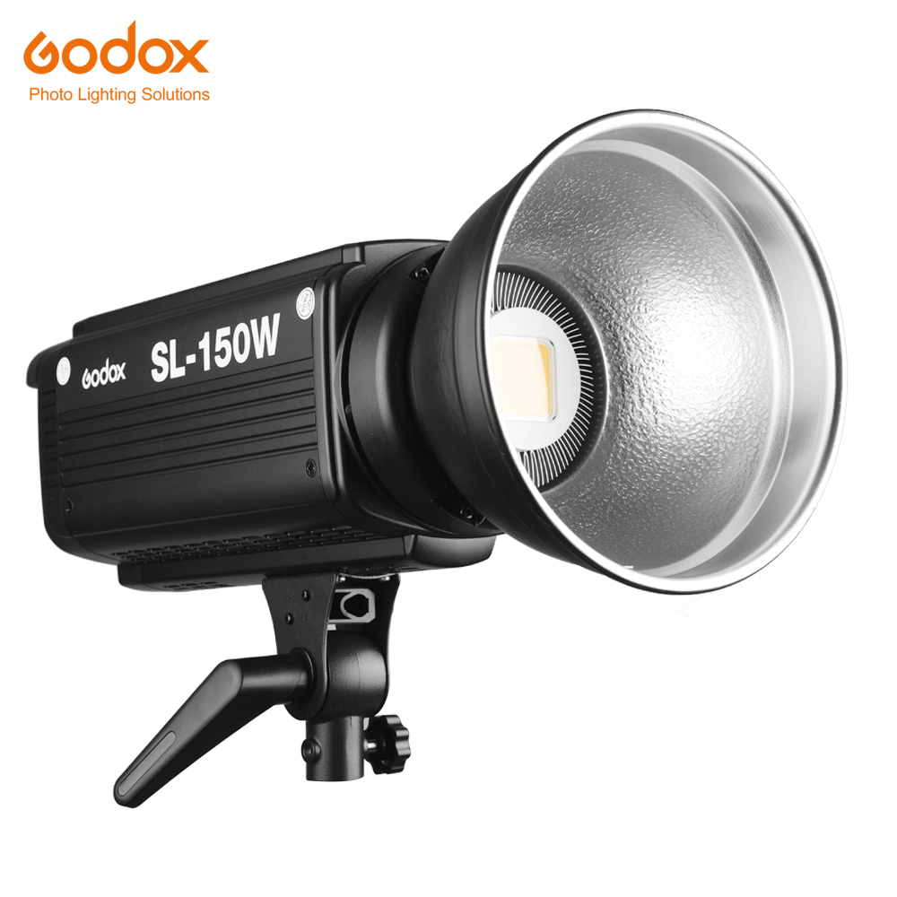 Godox SL 150W 150WS 5600K White Version LED Video Light Studio Continuous Photo Video Light for
