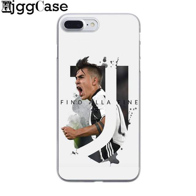 size 40 00663 962c4 Dybala Cover Football PC plastic hard Cases for iPhone 4 4S 6 6s 5 5s SE 7  Plus Paulo Dybala Costa Sport Stars Phone Case Cover