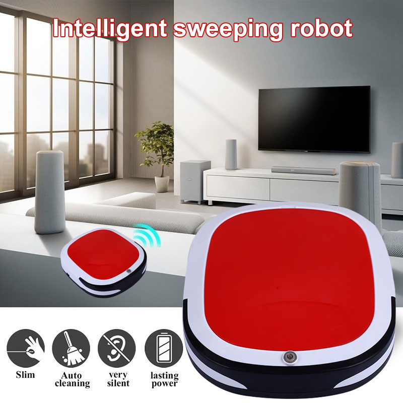 New Smart Vacuum Cleaner Auto Cleaning Robot Auto Sweeping Rs