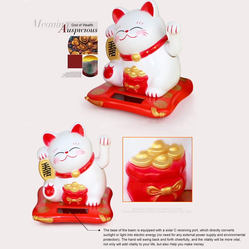 Lucky Cat For Wealth 2