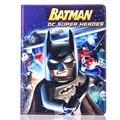 Tablet Case Для iPad 5 6 air 1 air 2 Новые Случаи Legoed Marvel Super Hero Мстители Черепахи Прочный Вислоухая Флип Стенд Крышка Shell