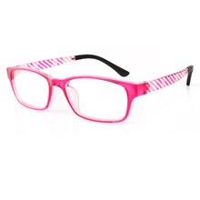 TR 90 Light Eye Glasses Frame Girl and Boy Students Eyewear Prescription Glasses Frame