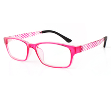 TR 90 Light Eye Glasses Frame Girl and Boy Students Eyewear Prescription Glasses Frame