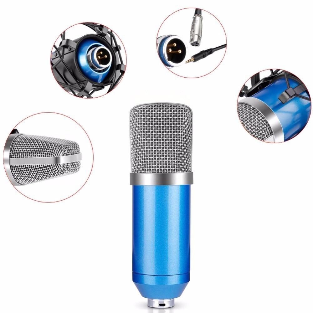 Neewer Blue NW-700 Stručni studio za emitiranje Kondenzatorski - Prijenosni audio i video - Foto 3