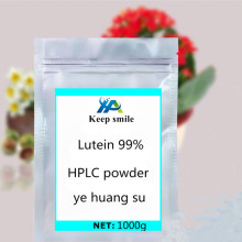 Marigold flower extract powder lutein 20% HPLC for protecting your eyes,glitter festival make up face gems skin whitening