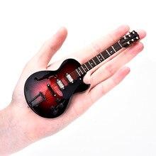 Mini Electric Guitar Mini Harp Boxed Top Grade Gift Mini Musical Instrument Model Mini Design Musical Model Show