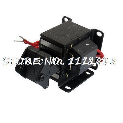 Circuit Control AC 220V Tractive Solenoid Electromagnet Ouddc 380v mq8 4001 20mm stroke force ac tractive magnet solenoid electromagnet page 7