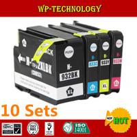 10sets For Hp932 Hp933 Hp 932 Hp932 933 Ink Cartridges For HP Officejet 6100 6700 6600