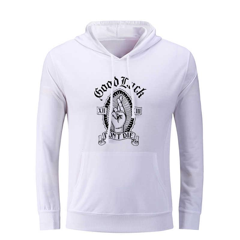 Sair Bons Tempos Maus Amigos EU Tenho um Sonho de Me Deixar Em Paz Let Us Get Lost Padrão das Mulheres moletom com capuz da Camisola do hoodie