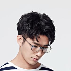 Image 3 - Youpin TS 35% Anti blue rays Clip Sunglasses Clip For Glasses TAC Lens 10g Zinc alloy 110 Degree random upturn Eye Protector