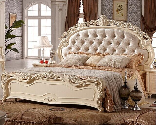 Tela de madera somier cama king size 0409 A811 en Camas de Muebles ...