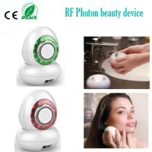 Portable Vibration RF Photon Water-Optical Wrinkle Acne Freckle Remove Skin Moisturizing Whitening Facial Firming Beauty Machine