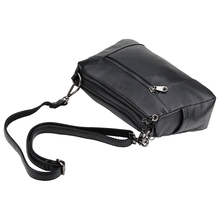 купить 2019 Female Messenger Bags Ladies Women Soft Genuine Leather Shoulder Bag Sac A Main Vintage Crossbody Bags For Women Flap Bag по цене 2106.34 рублей