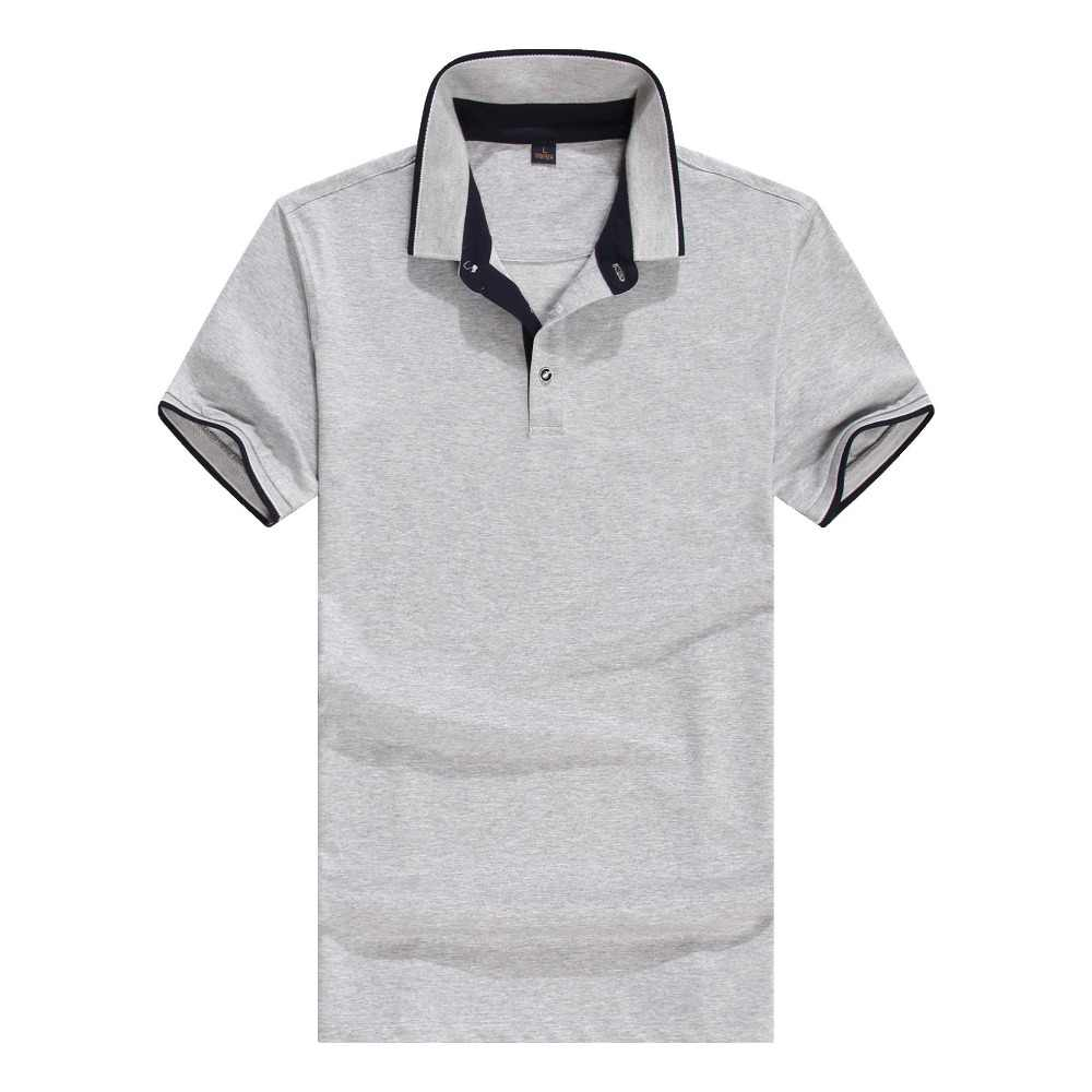 378fbf72 ... Best Quality Polo Shirts Short Sleeve Men 2018 New Casual Design Brand  Solid 9 Colors Plus ...
