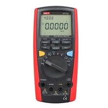 Promo offer UT71C True RMS Digital Multimeter Ammeter C/F Temperature Tester with USB Interface Universal Meter LCD Count 39999 Meter UNI-T