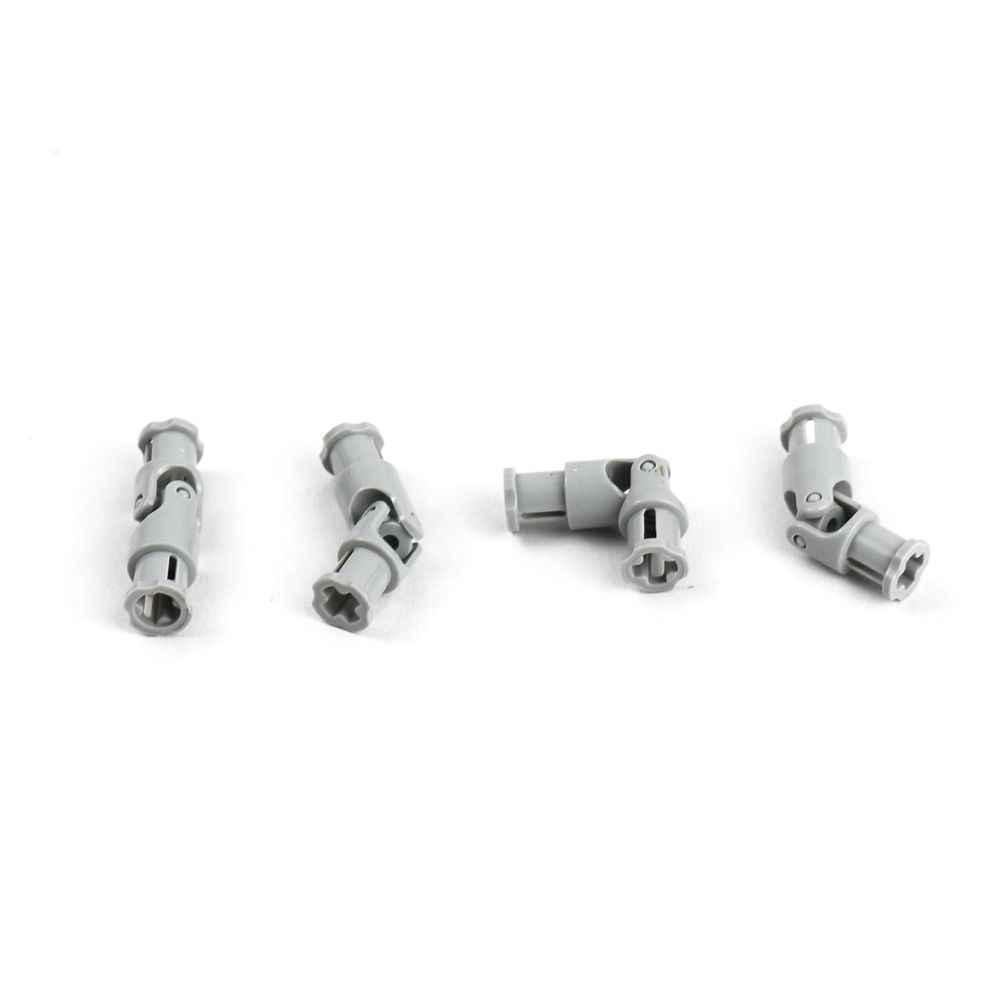 10 adet 20 adet modelleri yapı taşları toplu teknik parçaları 61903 teknik evrensel ortak 3L MOC Mindstorms tuğla çocuklar için oyuncaklar