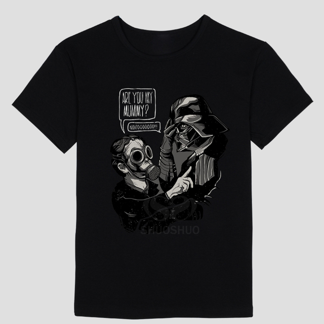 3f66ad442 Are You My Mummy Darth Vader T Shirt Funny Doctor Who Star Wars mashup  design featuring