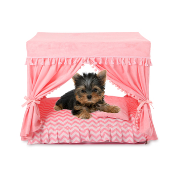 Princess Сanopy House For Dog