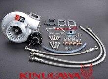 Kinugawa 9B TW Turbocharger 3″ Anti-Surge TD05H-18G 8cm T25 5 Bolt for NISSAN Silvia S13 SR20DET CA180DET
